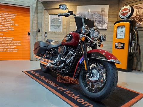 2020 Harley-Davidson Heritage Classic 114 in Kokomo, Indiana - Photo 3