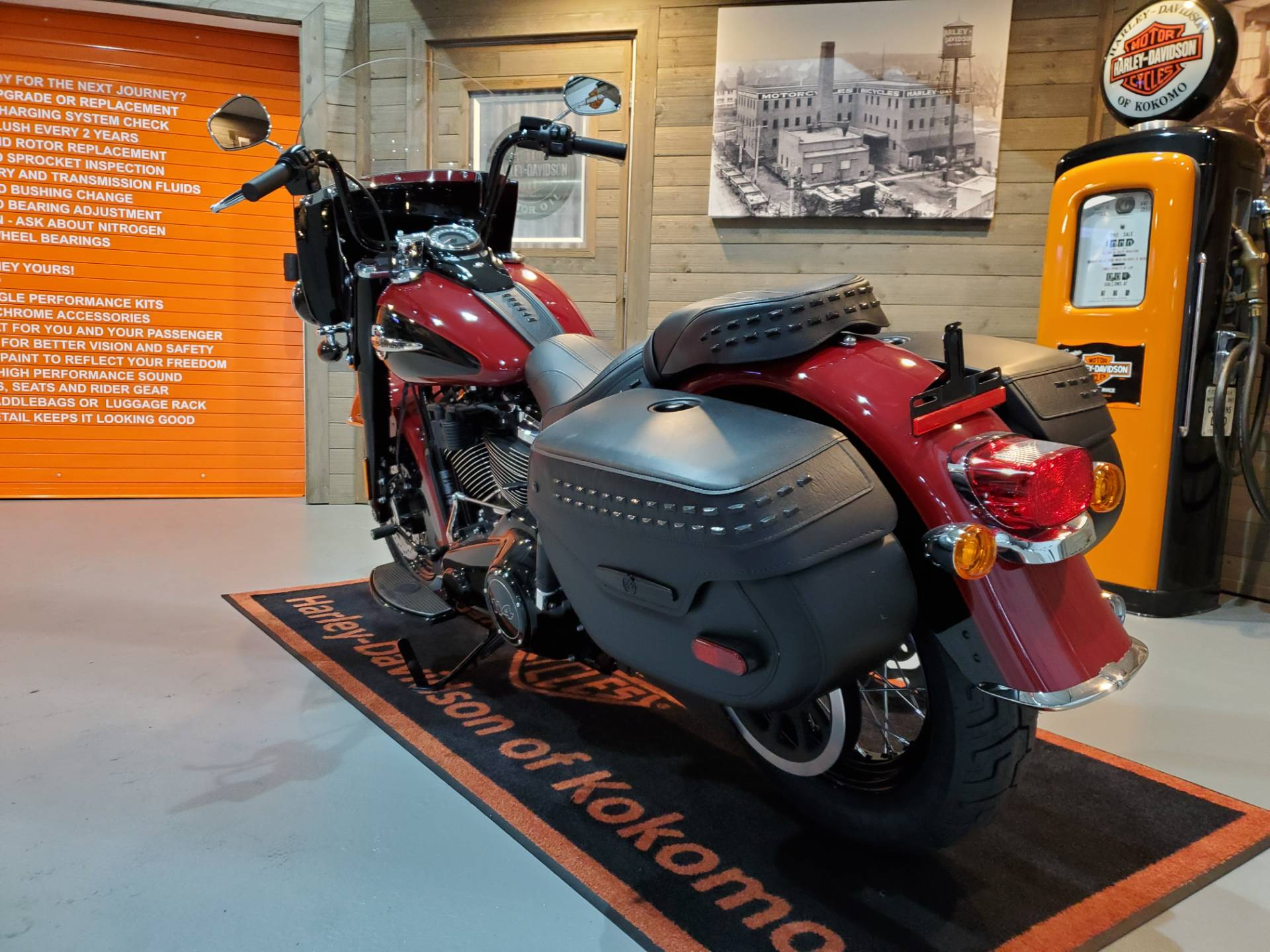 2020 Harley-Davidson Heritage Classic 114 in Kokomo, Indiana - Photo 11