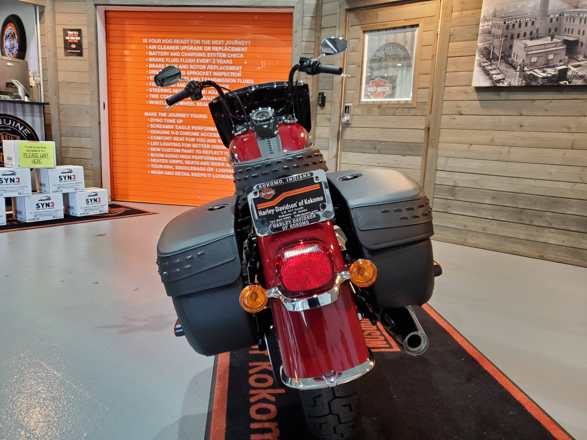2020 Harley-Davidson Heritage Classic 114 in Kokomo, Indiana - Photo 16