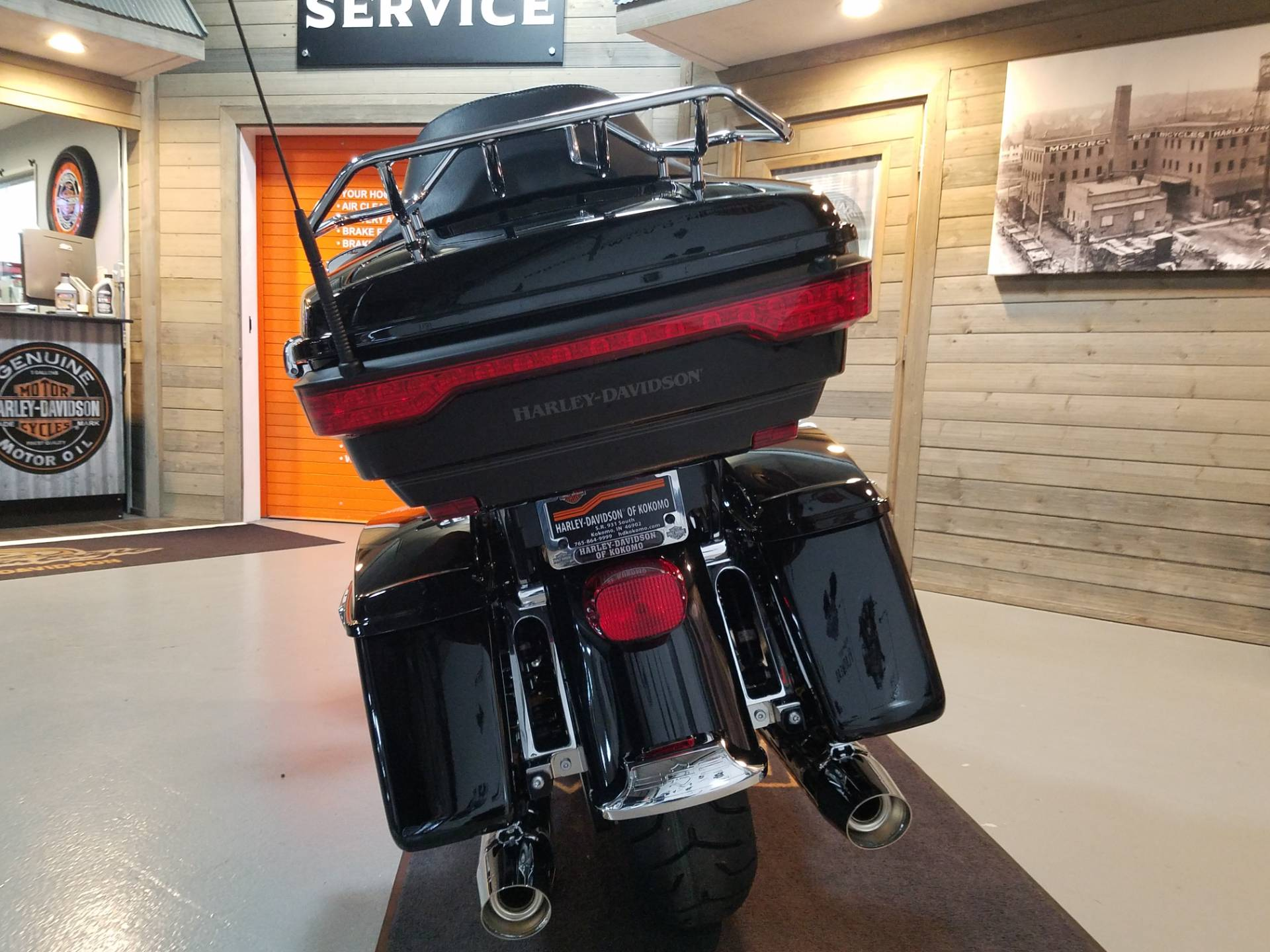 2019 Harley-Davidson Road Glide® Ultra in Kokomo, Indiana - Photo 14