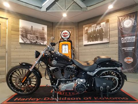 2017 Harley-Davidson Breakout® in Kokomo, Indiana - Photo 8