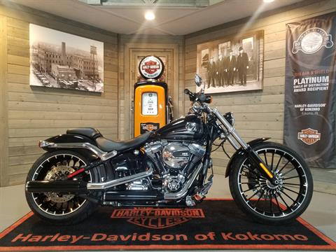 2017 Harley-Davidson Breakout® in Kokomo, Indiana - Photo 1