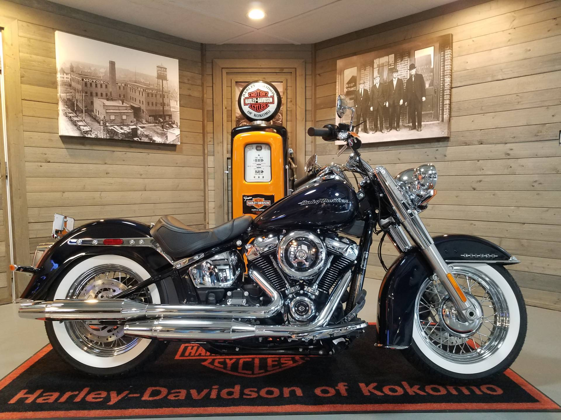 2020 Harley-Davidson Deluxe in Kokomo, Indiana - Photo 1