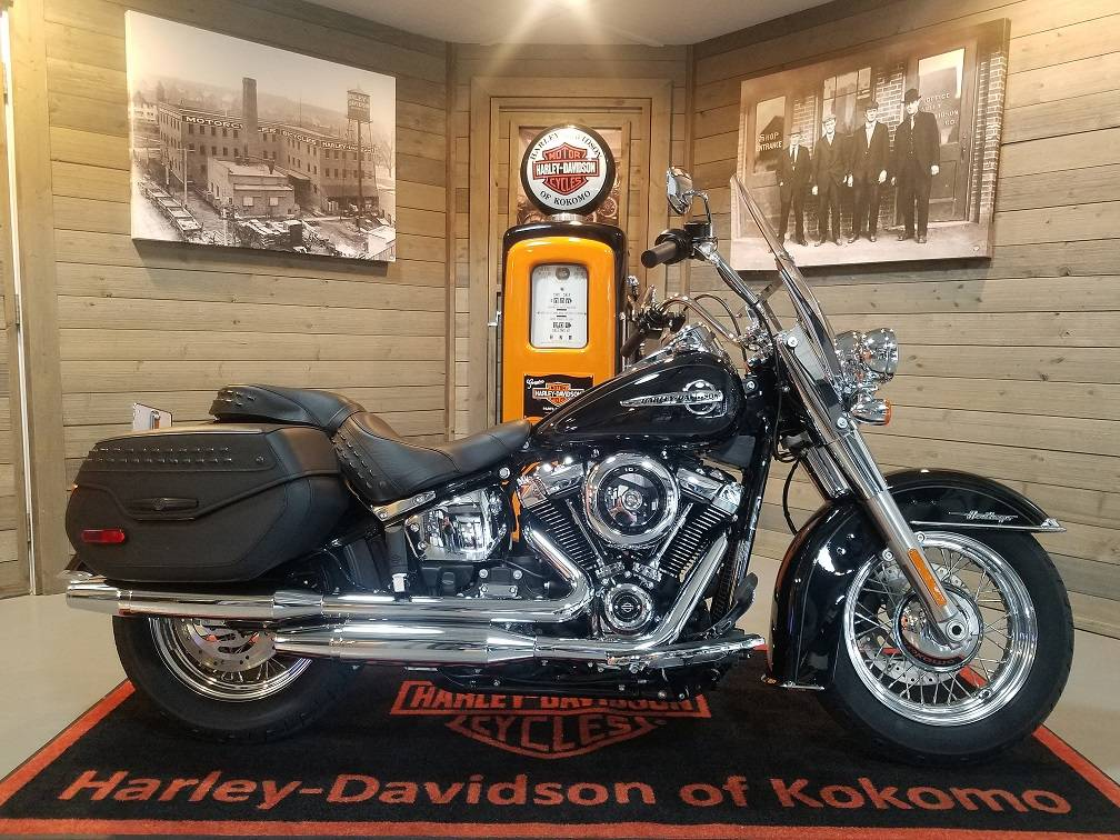 2020 Harley-Davidson Heritage Classic in Kokomo, Indiana - Photo 1