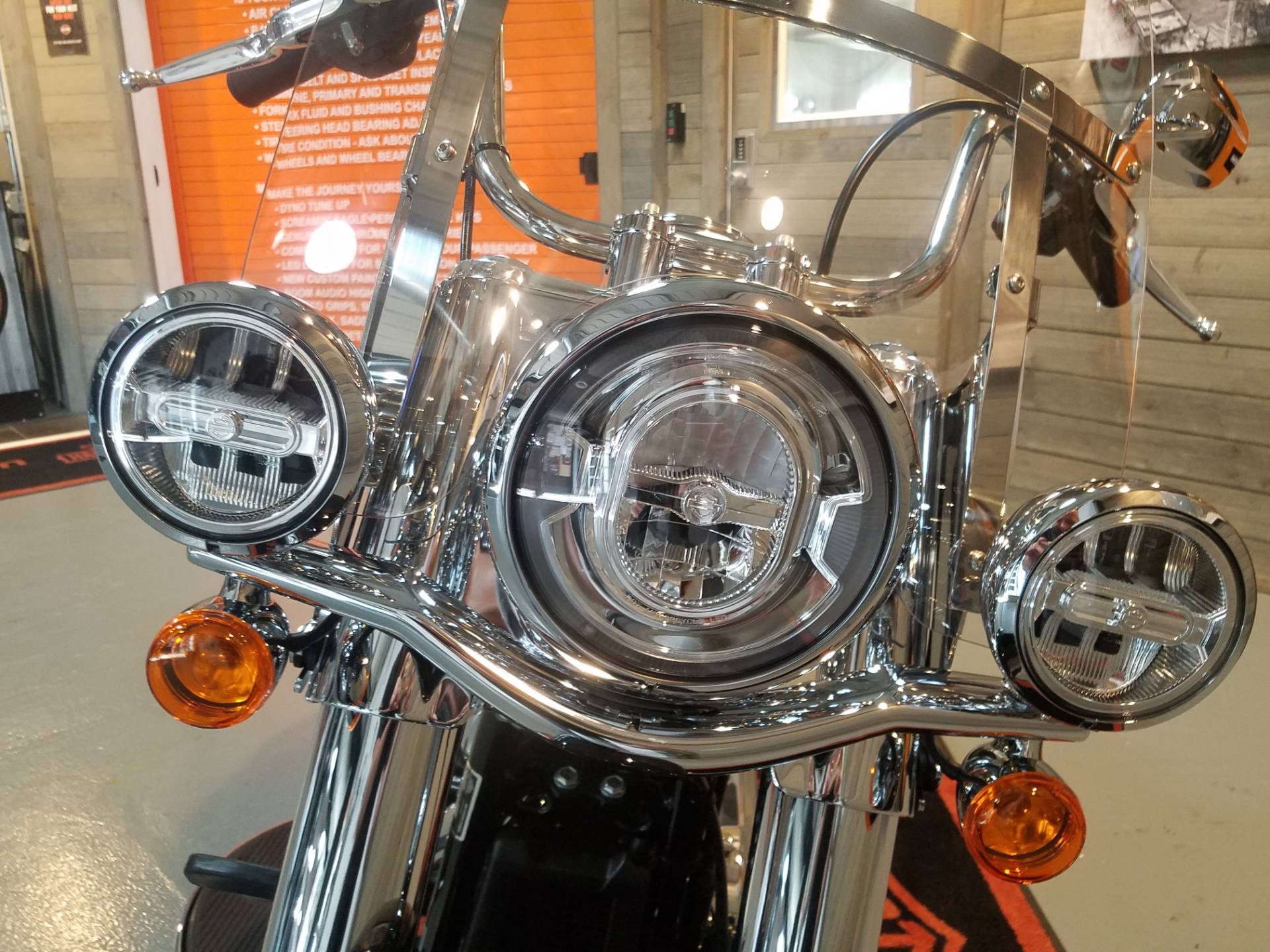 2020 Harley-Davidson Heritage Classic in Kokomo, Indiana - Photo 11