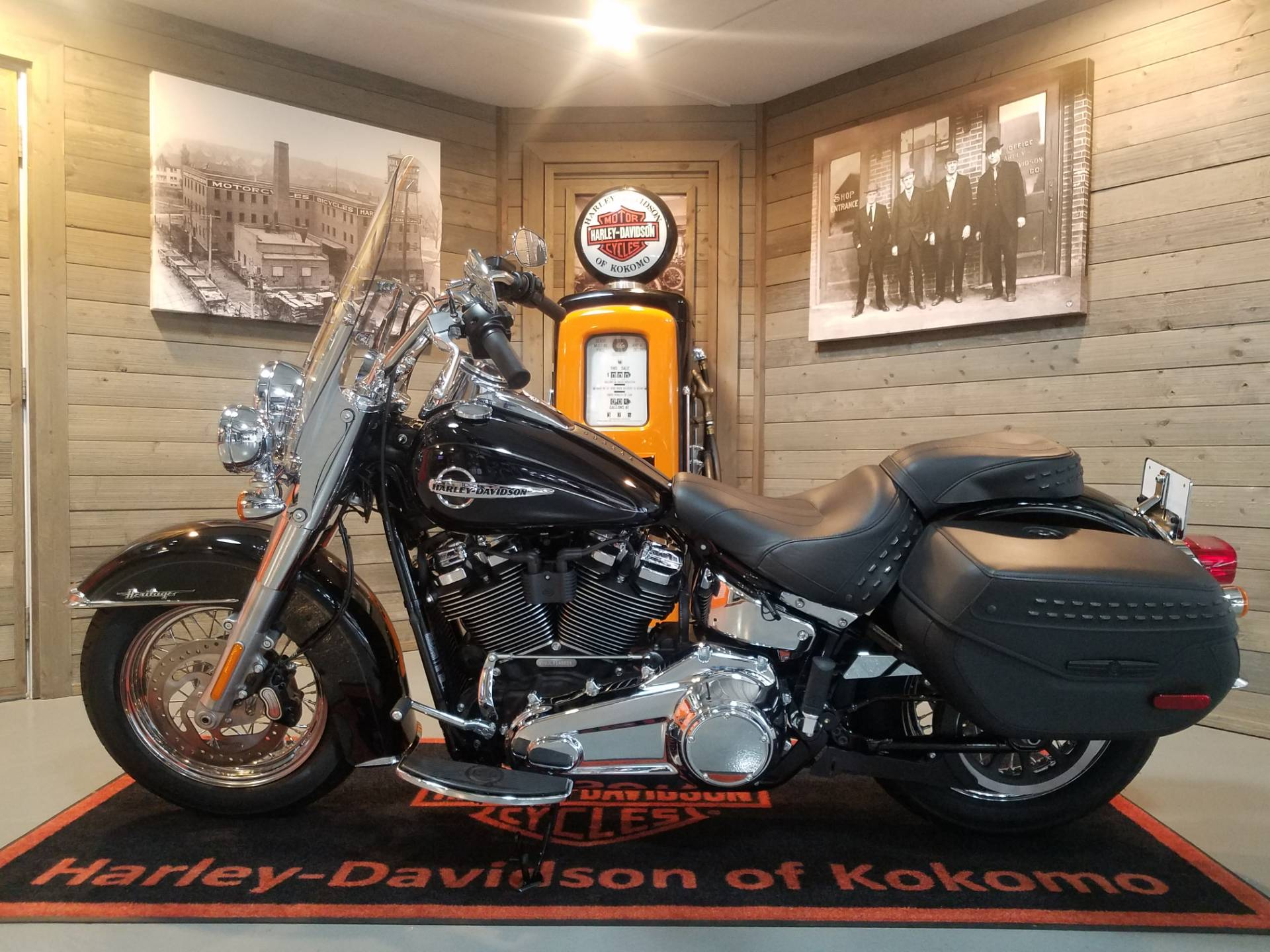 2020 Harley-Davidson Heritage Classic in Kokomo, Indiana - Photo 7