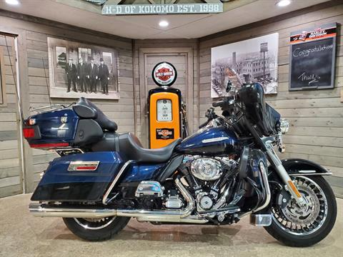 2012 Harley-Davidson Electra Glide® Ultra Limited in Kokomo, Indiana - Photo 1