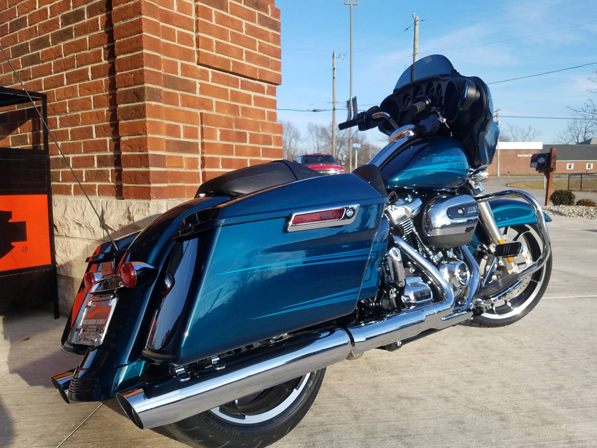 2020 Harley-Davidson Street Glide® in Kokomo, Indiana - Photo 5