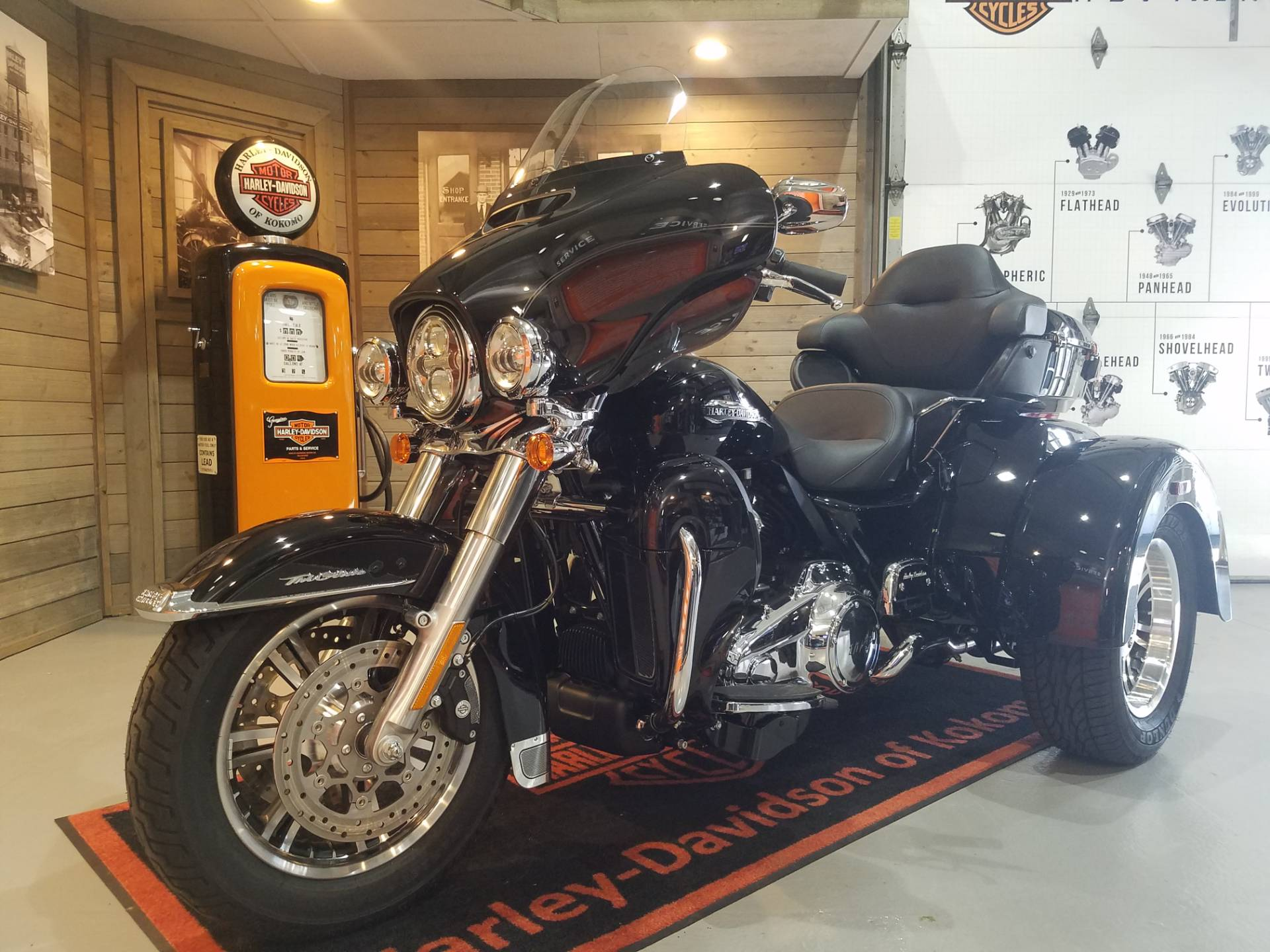 2020 Harley-Davidson Tri Glide® Ultra in Kokomo, Indiana - Photo 7