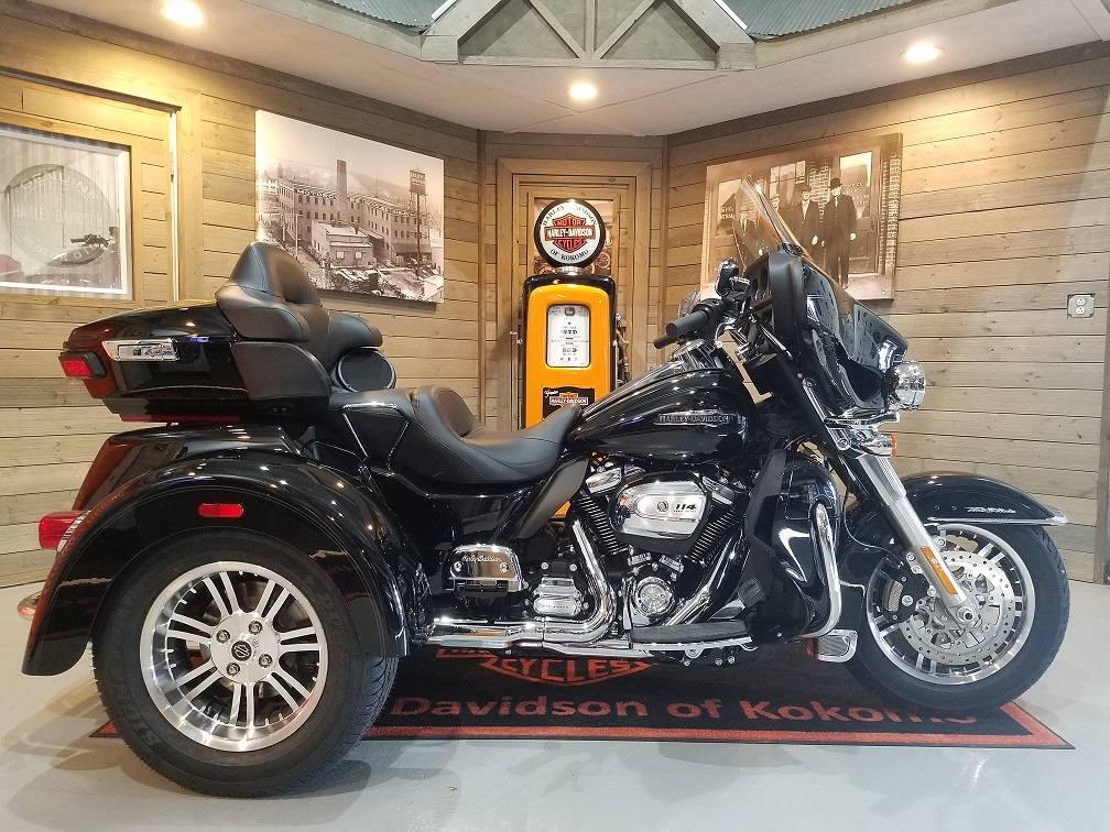 2020 Harley-Davidson Tri Glide® Ultra in Kokomo, Indiana - Photo 1