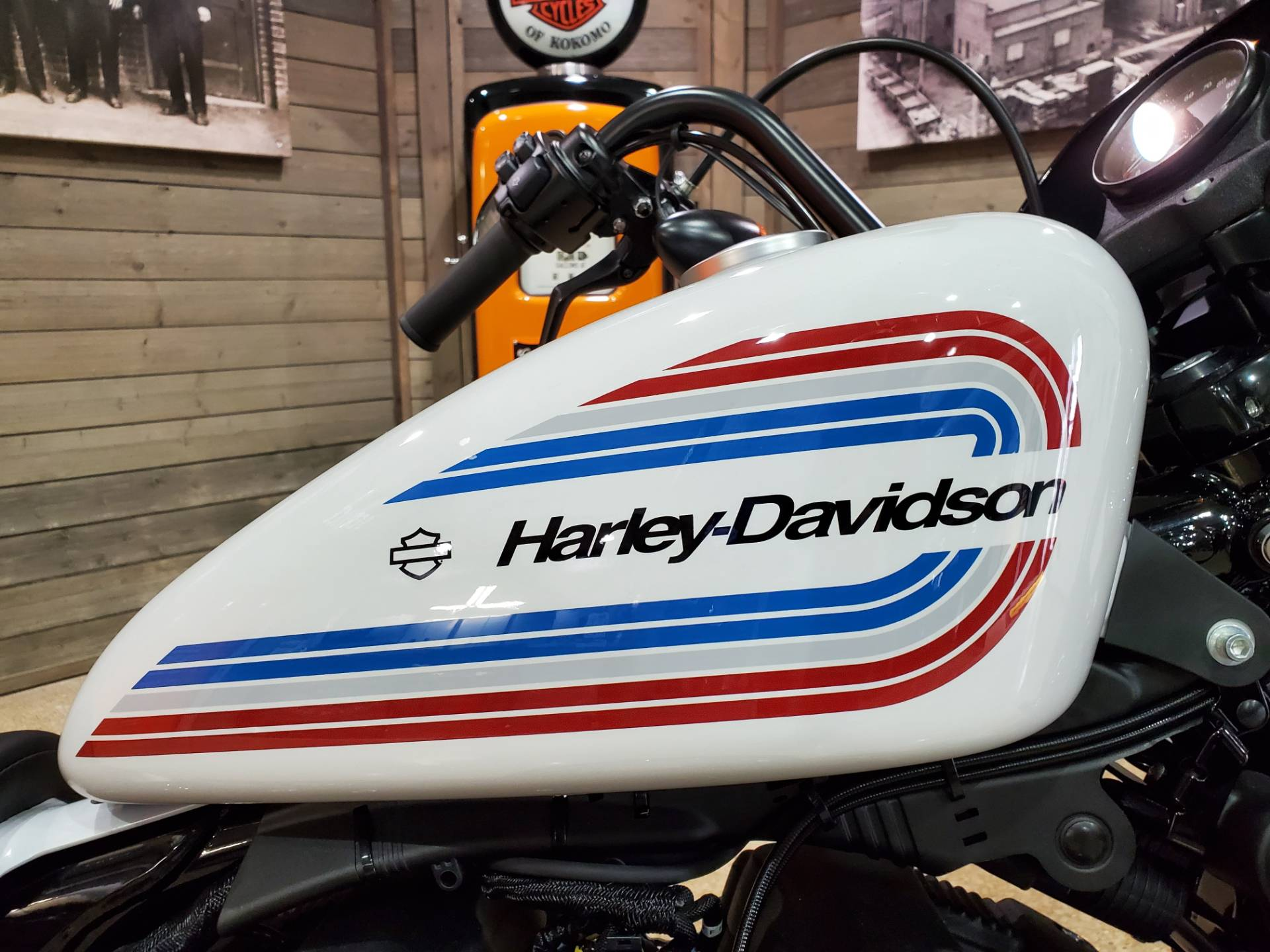 2021 Harley-Davidson Iron 1200™ in Kokomo, Indiana - Photo 4