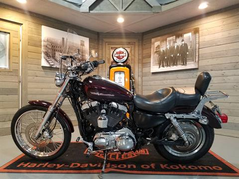 2007 Harley-Davidson Sportster® 1200 Custom in Kokomo, Indiana - Photo 4