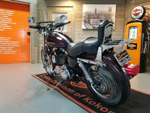 2007 Harley-Davidson Sportster® 1200 Custom in Kokomo, Indiana - Photo 6