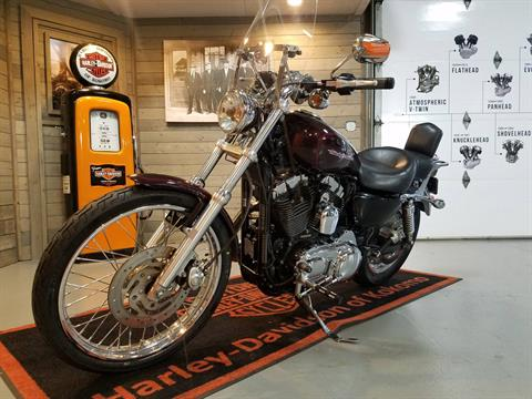 2007 Harley-Davidson Sportster® 1200 Custom in Kokomo, Indiana - Photo 5