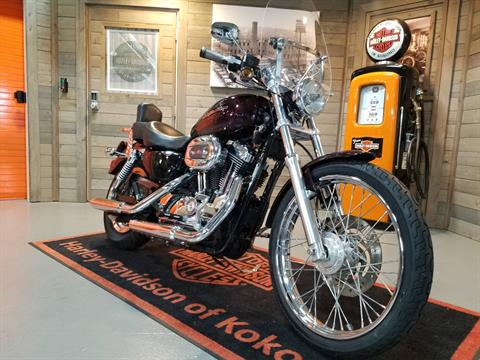 2007 Harley-Davidson Sportster® 1200 Custom in Kokomo, Indiana - Photo 2