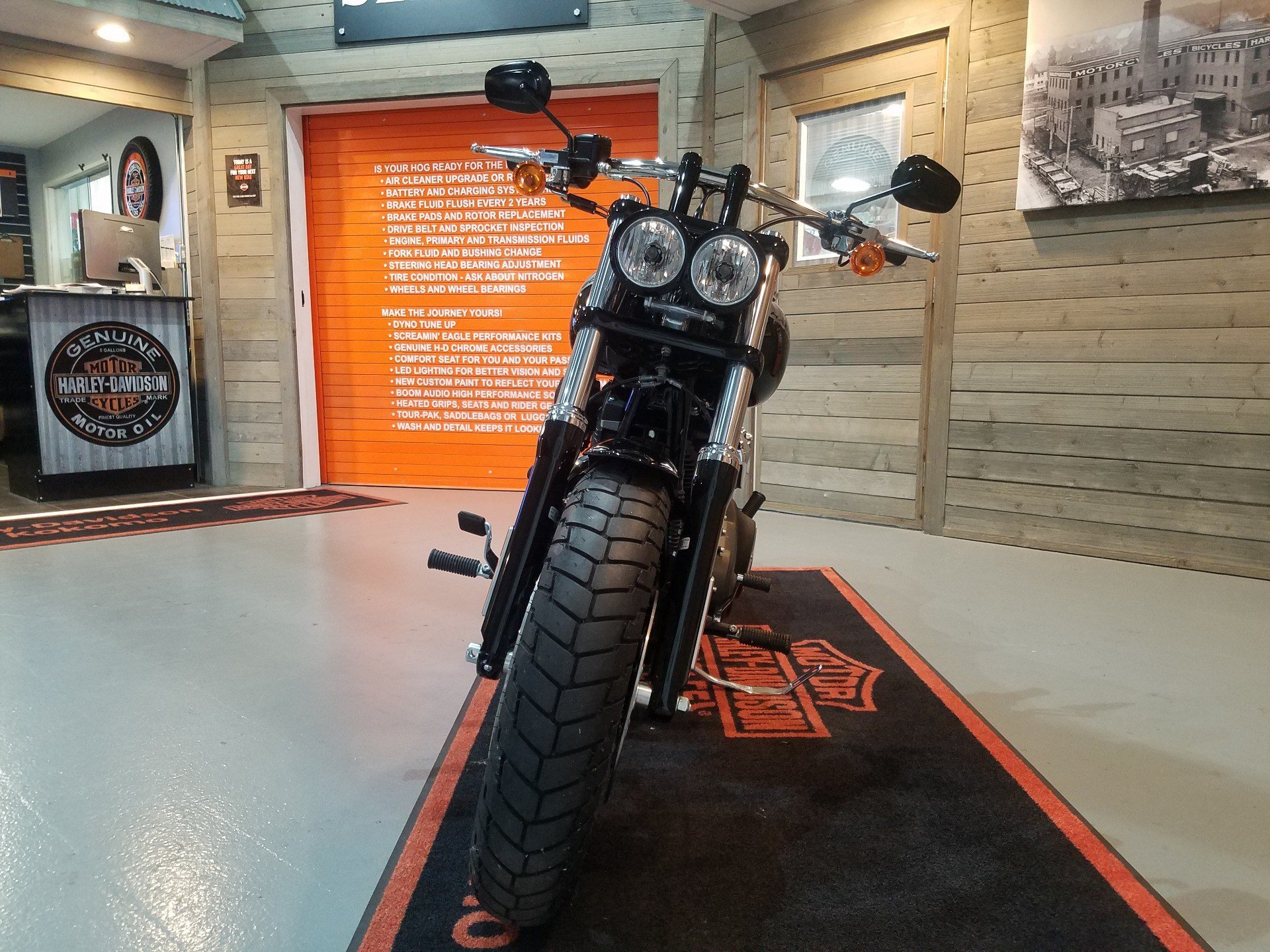 2017 Harley-Davidson Fat Bob in Kokomo, Indiana - Photo 10