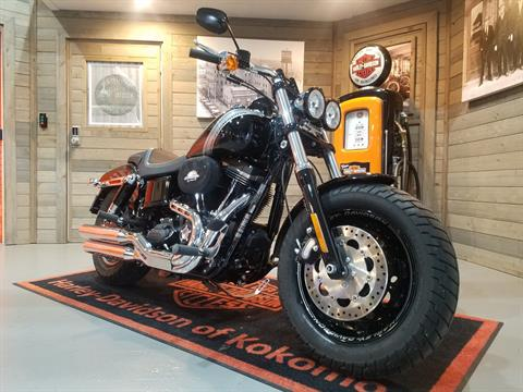2017 Harley-Davidson Fat Bob in Kokomo, Indiana - Photo 2