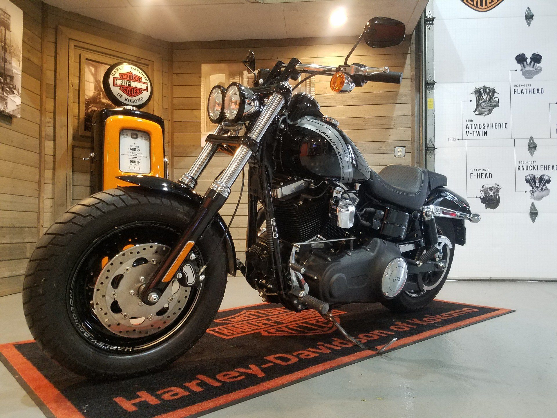 2017 Harley-Davidson Fat Bob in Kokomo, Indiana - Photo 8