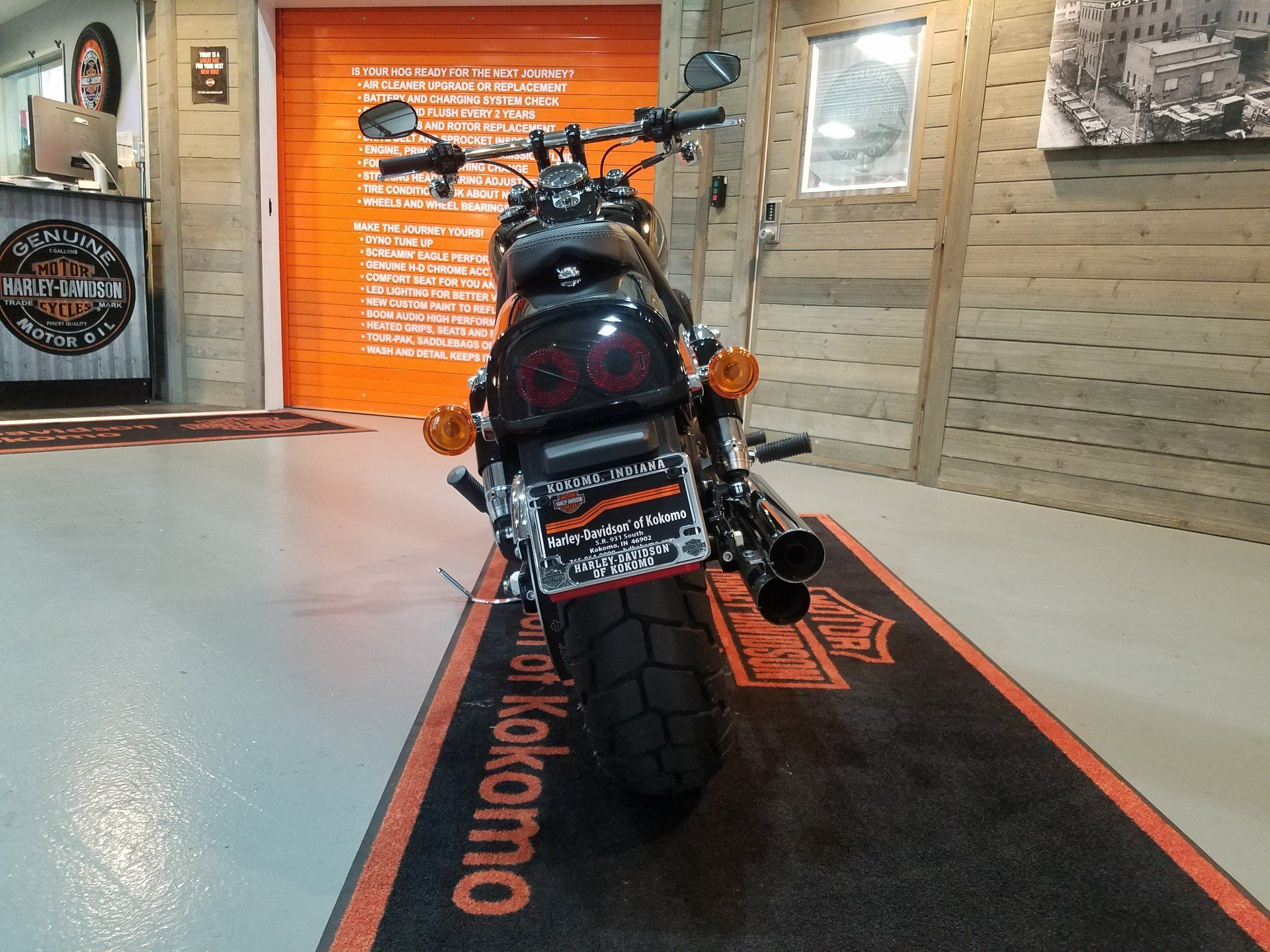 2017 Harley-Davidson Fat Bob in Kokomo, Indiana - Photo 13