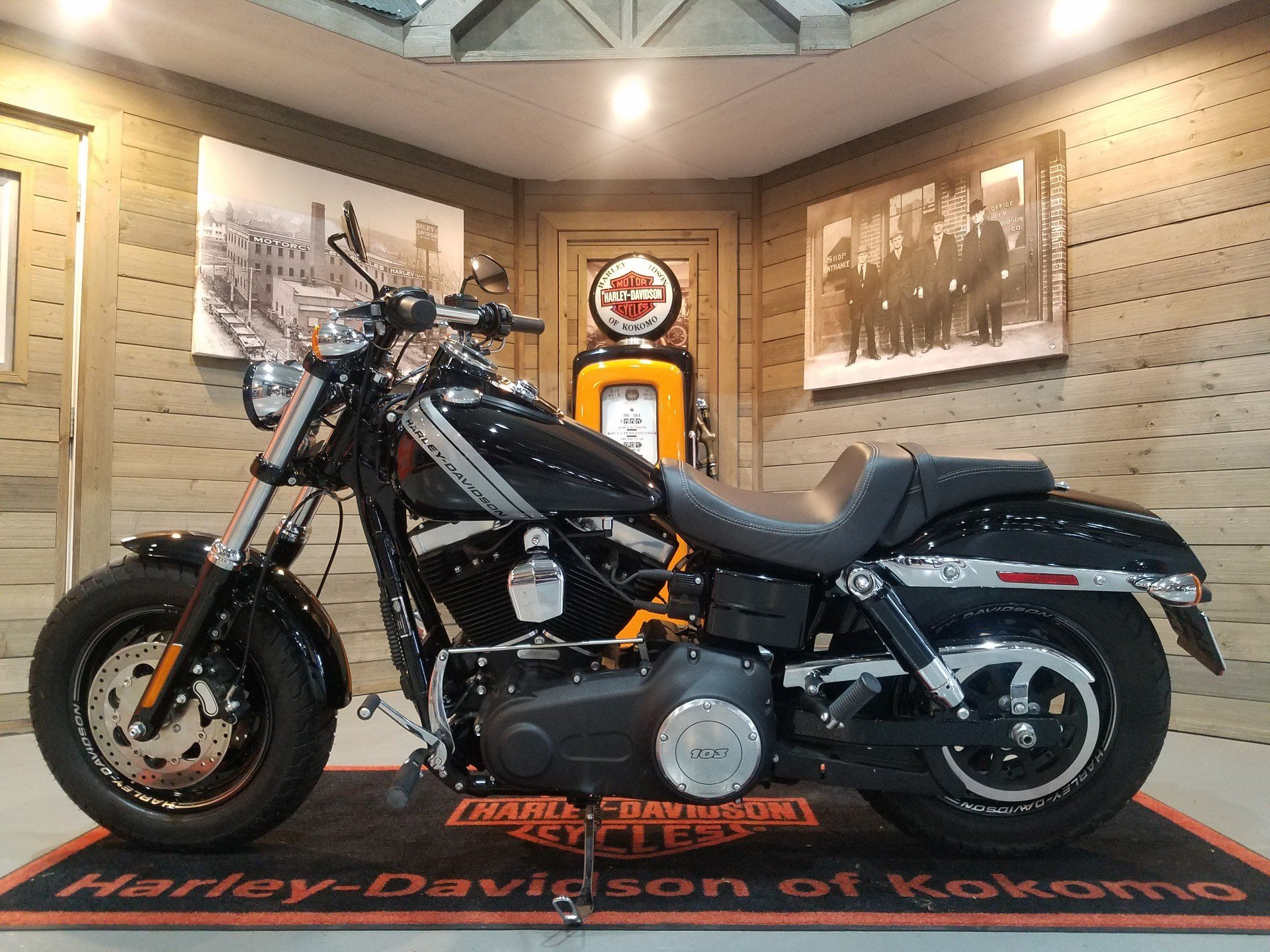 2017 Harley-Davidson Fat Bob in Kokomo, Indiana - Photo 7