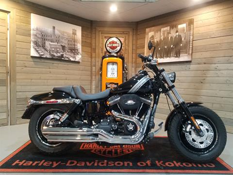 2017 Harley-Davidson Fat Bob in Kokomo, Indiana - Photo 1