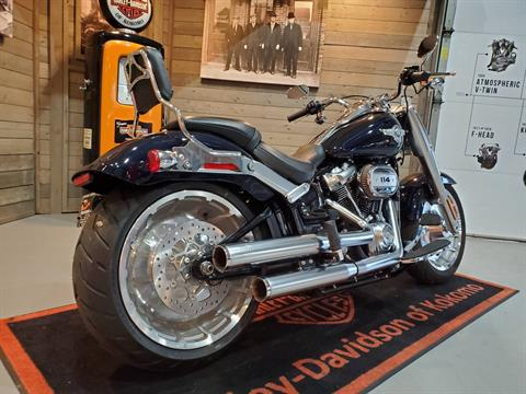2019 Harley-Davidson Fat Boy® 114 in Kokomo, Indiana - Photo 3