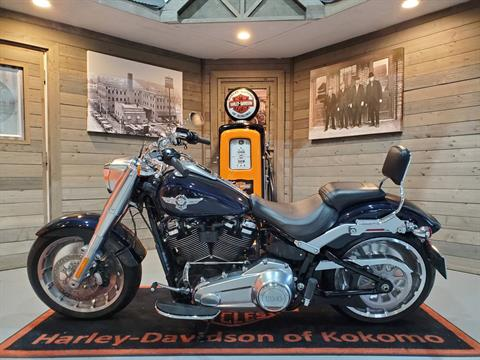 2019 Harley-Davidson Fat Boy® 114 in Kokomo, Indiana - Photo 7