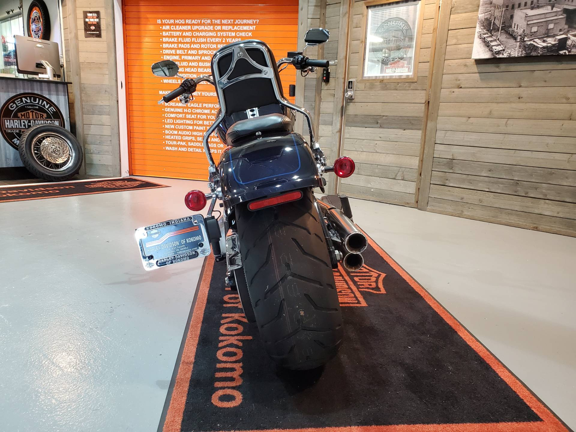 2019 Harley-Davidson Fat Boy® 114 in Kokomo, Indiana - Photo 11