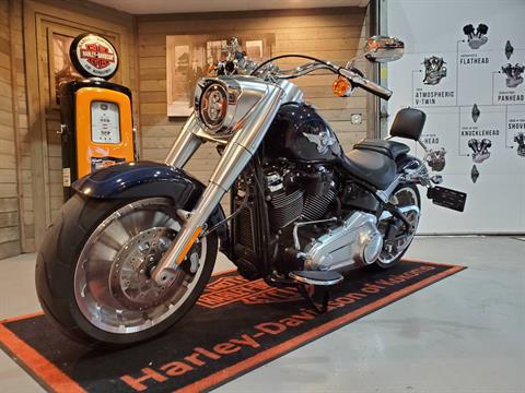 2019 Harley-Davidson Fat Boy® 114 in Kokomo, Indiana - Photo 8