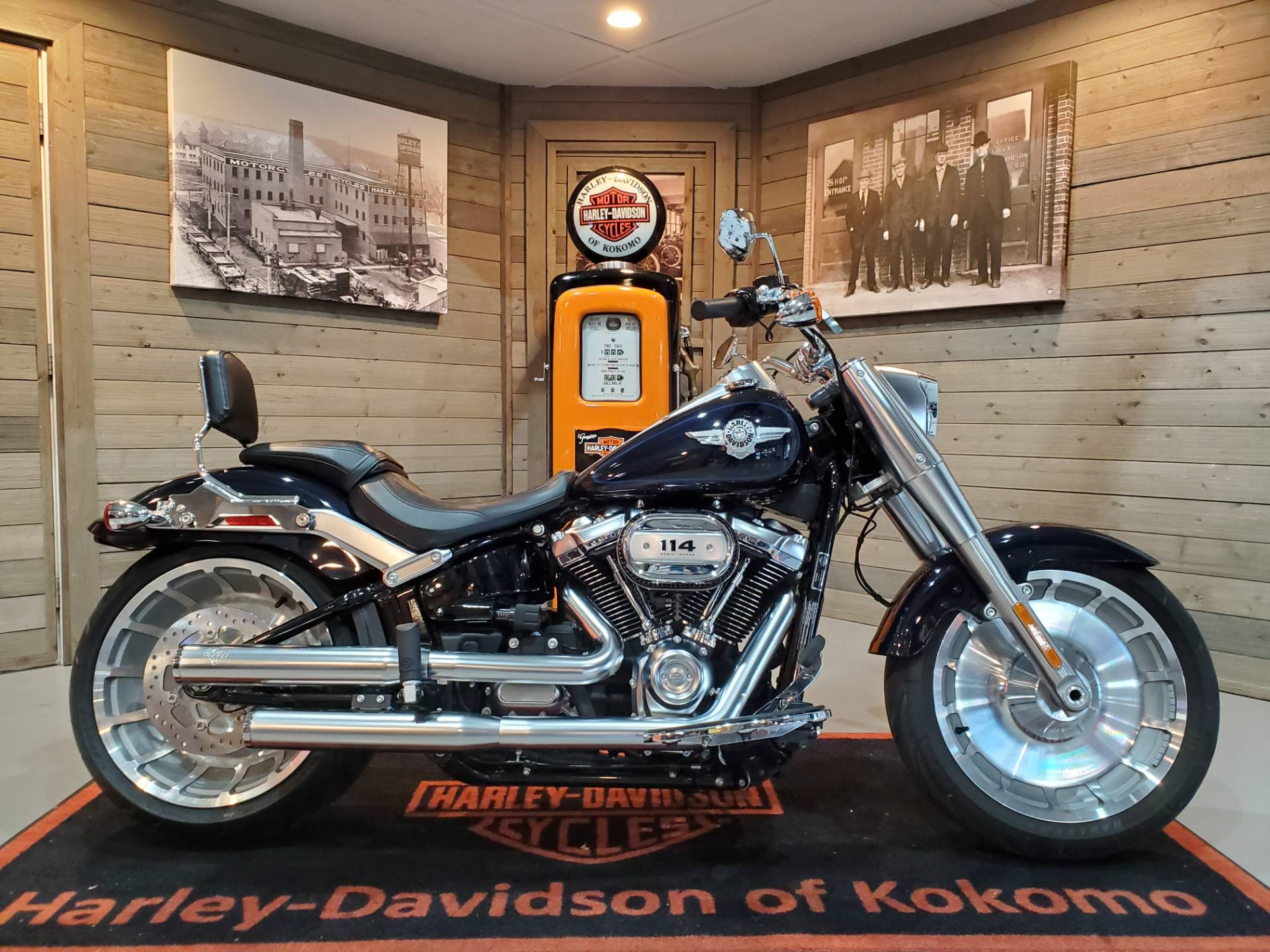 2019 Harley-Davidson Fat Boy® 114 in Kokomo, Indiana - Photo 1