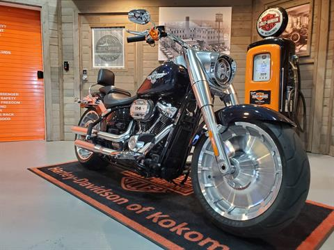 2019 Harley-Davidson Fat Boy® 114 in Kokomo, Indiana - Photo 2