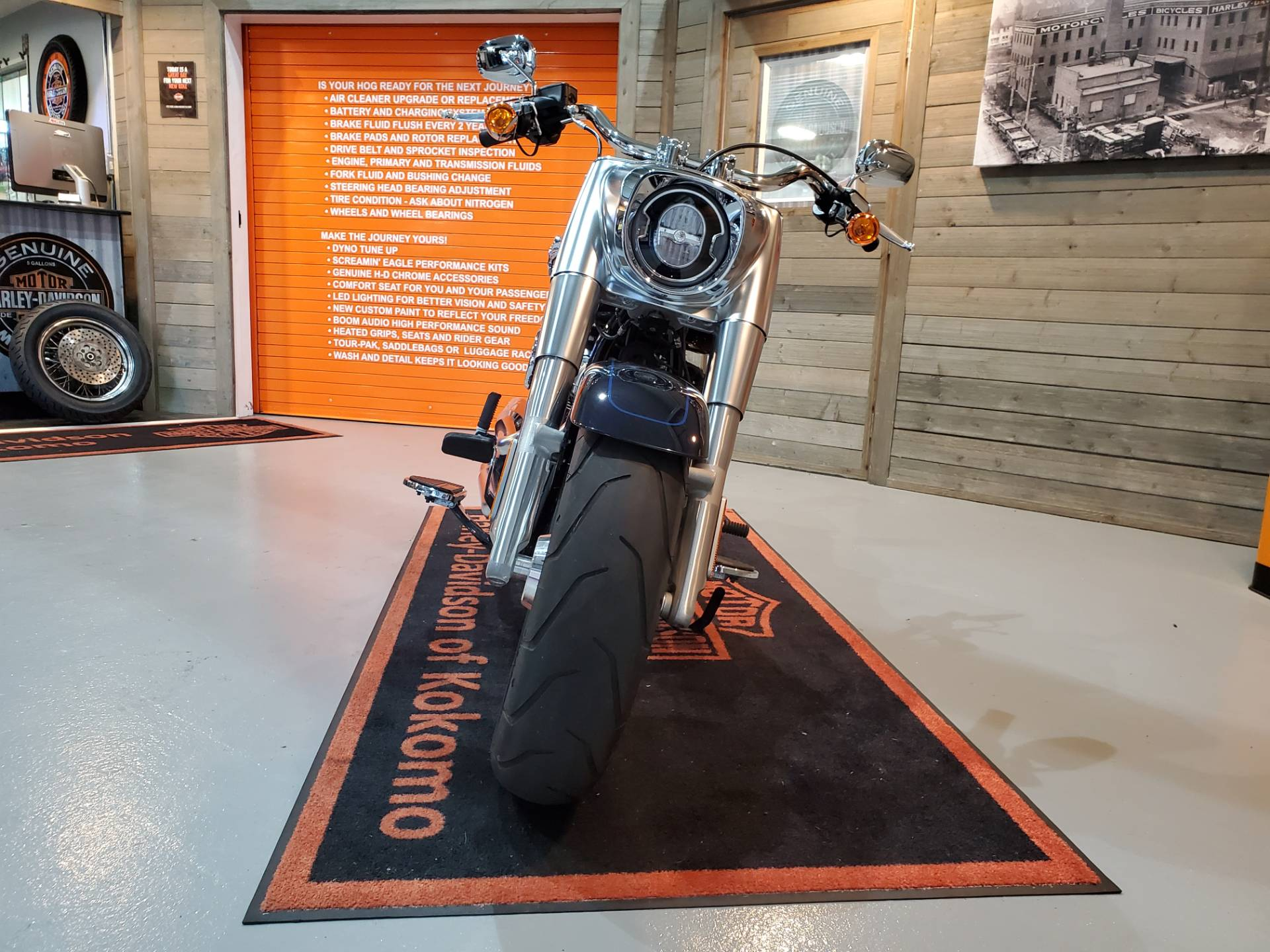 2019 Harley-Davidson Fat Boy® 114 in Kokomo, Indiana - Photo 10