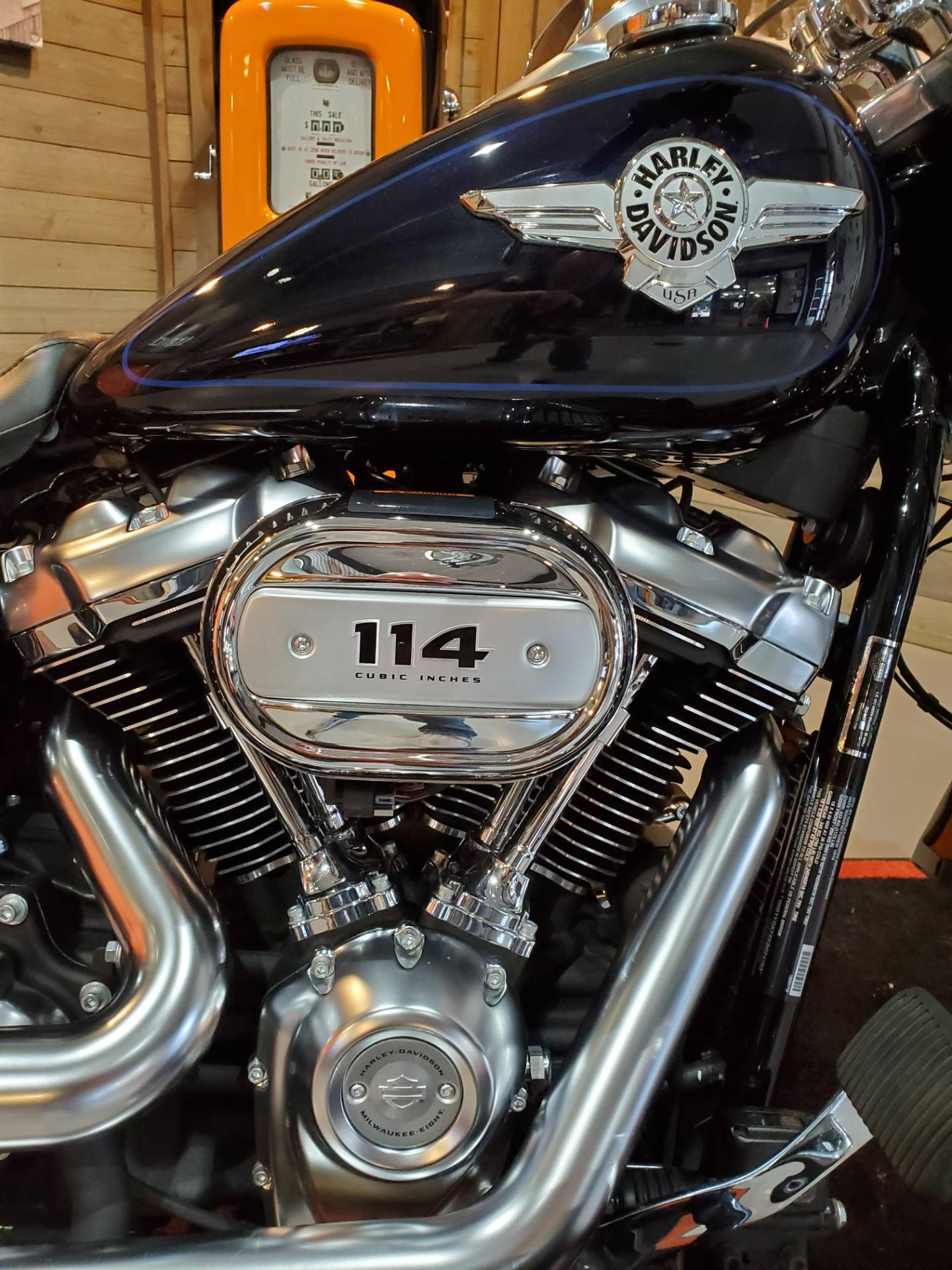 2019 Harley-Davidson Fat Boy® 114 in Kokomo, Indiana - Photo 6