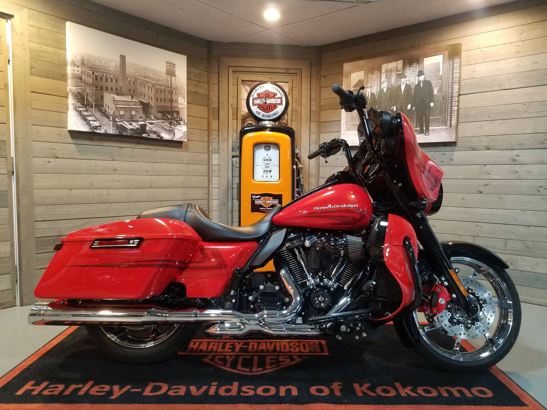 Used Harley Davidson Wheels >> Used 2017 Harley Davidson Street Glide Special