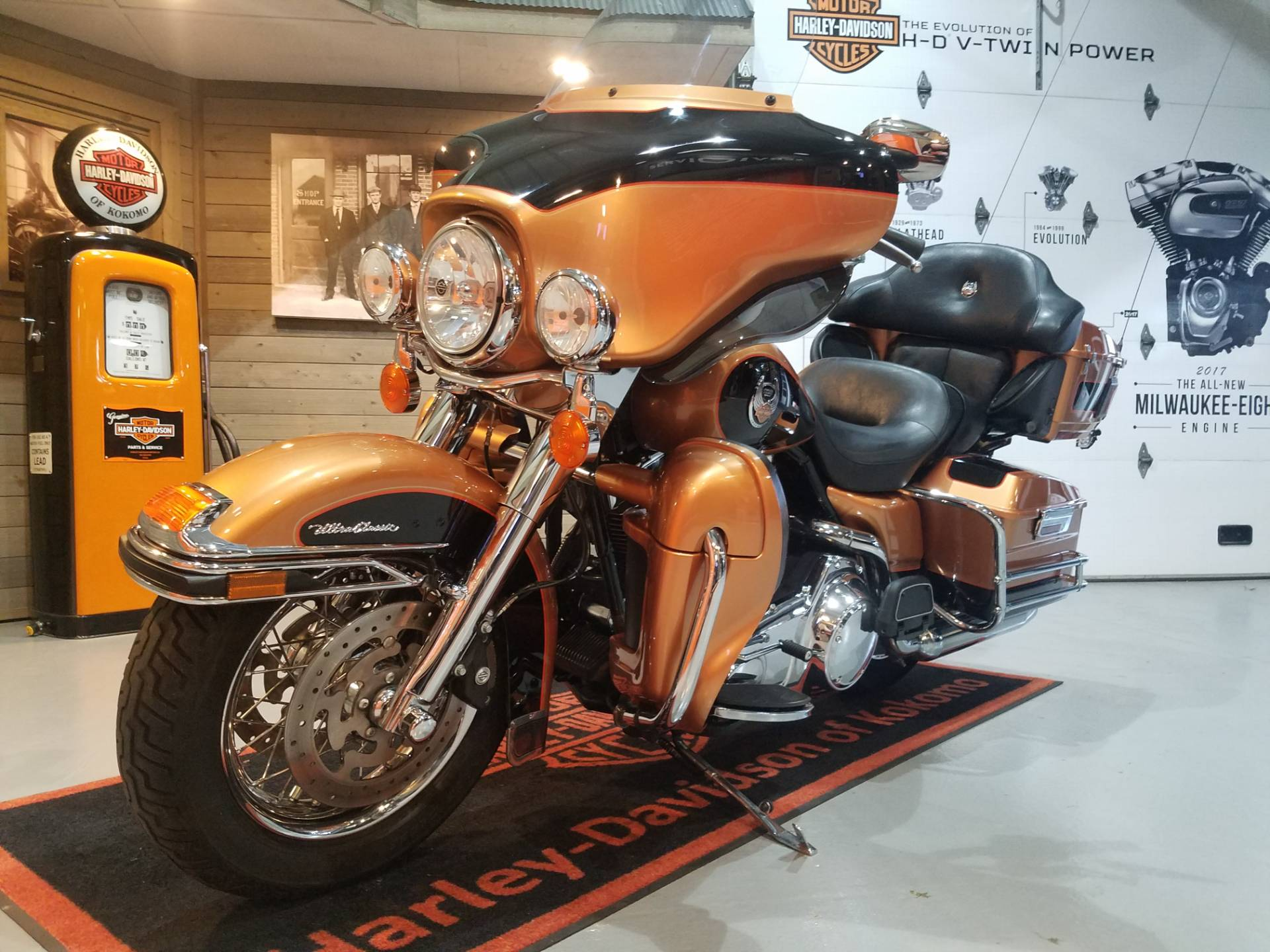 2008 Harley-Davidson Ultra Classic® Electra Glide® in Kokomo, Indiana - Photo 9
