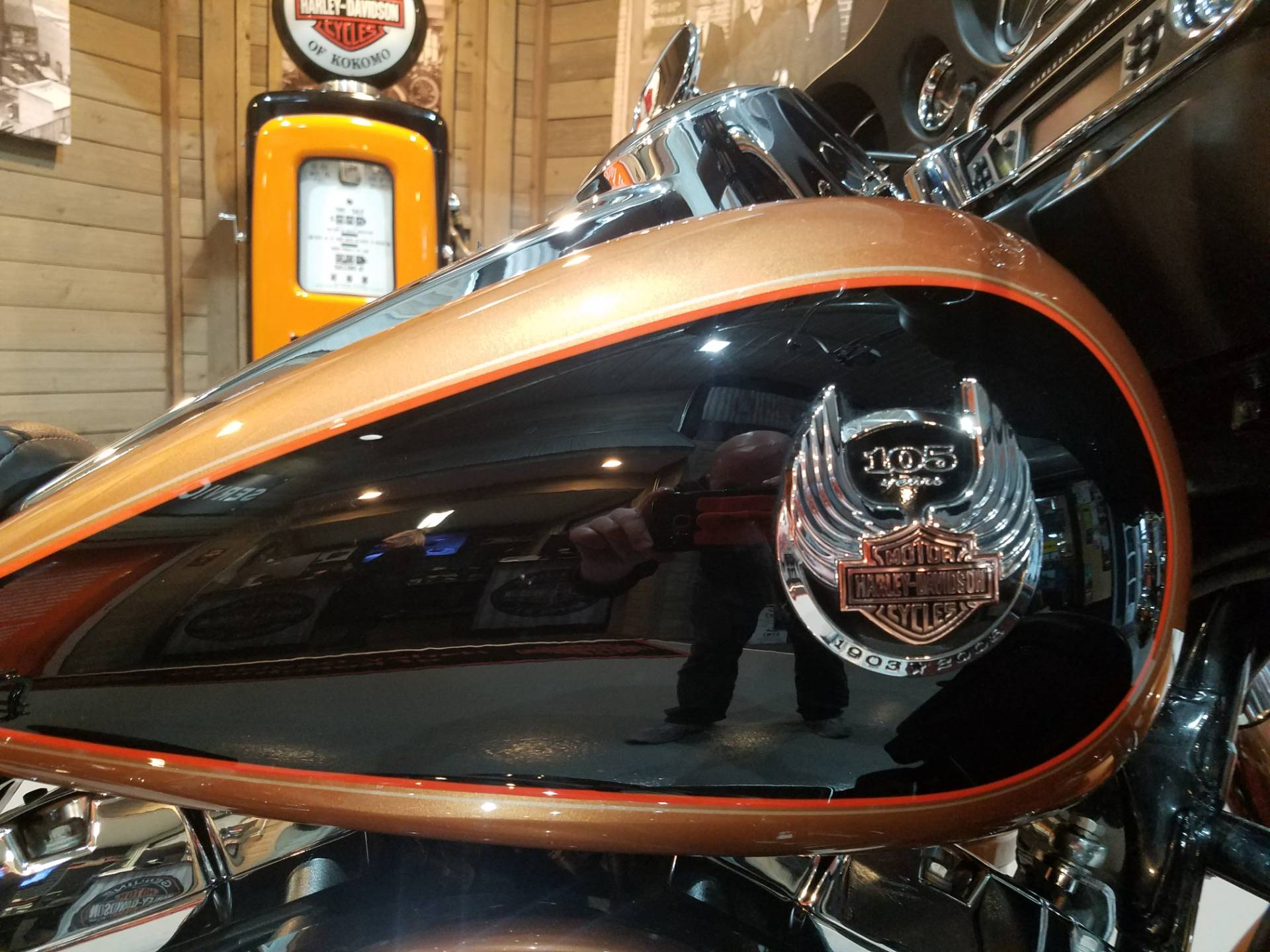 2008 Harley-Davidson Ultra Classic® Electra Glide® in Kokomo, Indiana - Photo 4