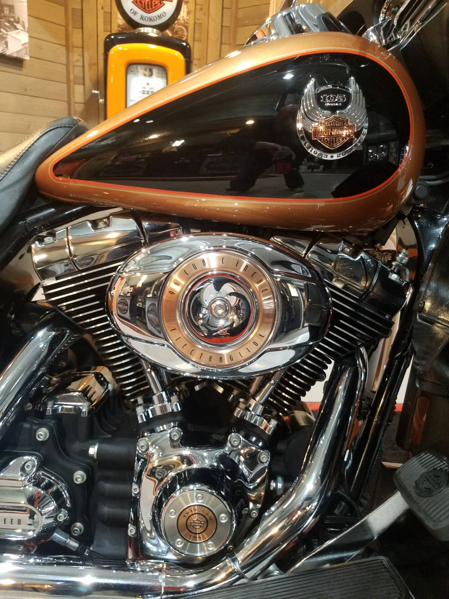 2008 Harley-Davidson Ultra Classic® Electra Glide® in Kokomo, Indiana - Photo 6