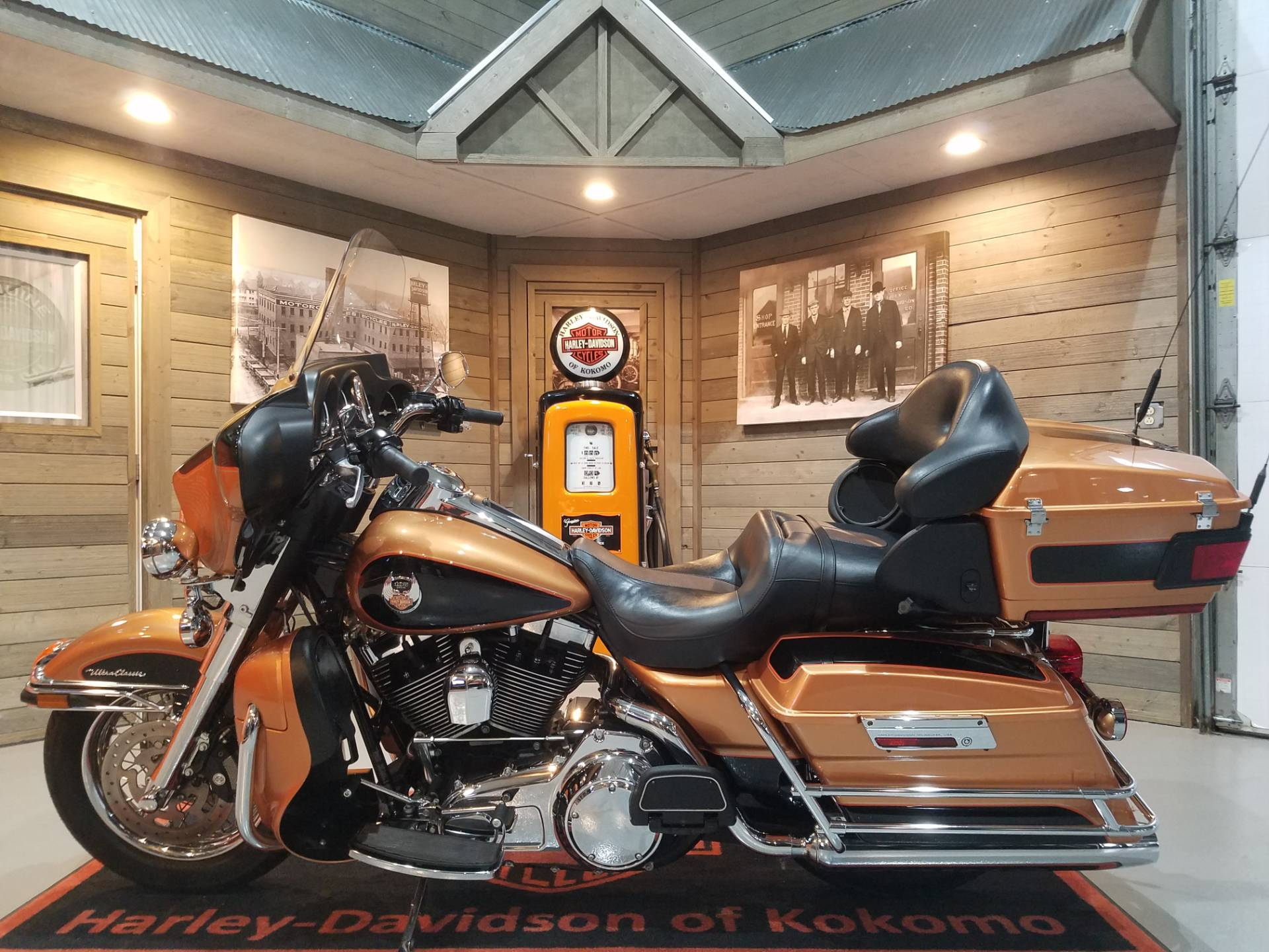 2008 Harley-Davidson Ultra Classic® Electra Glide® in Kokomo, Indiana - Photo 8