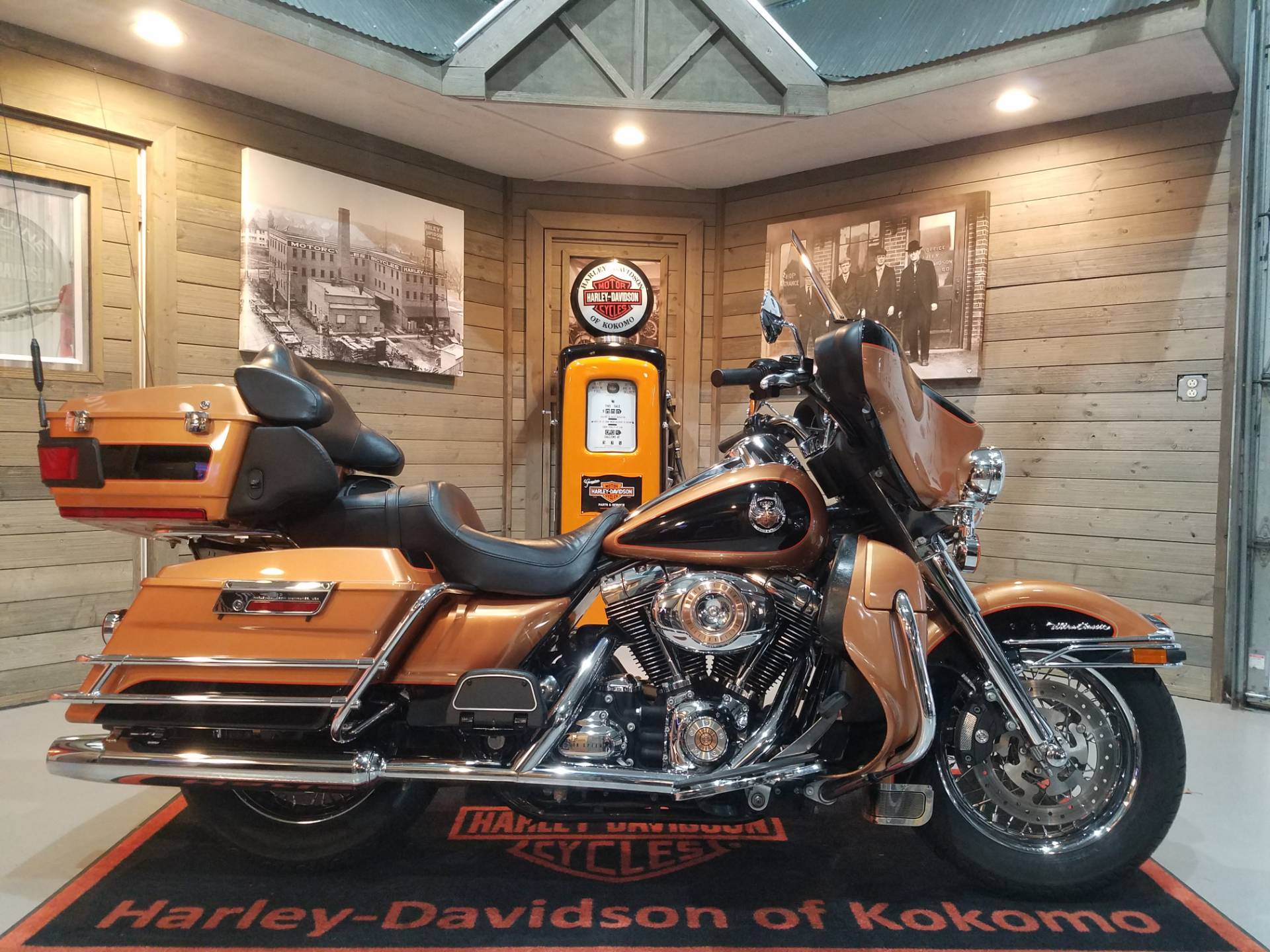 2008 Harley-Davidson Ultra Classic® Electra Glide® in Kokomo, Indiana - Photo 1