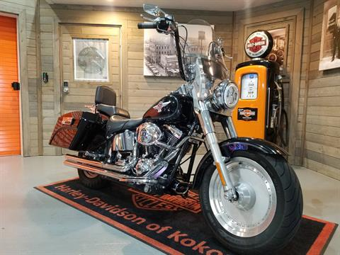 2005 Harley-Davidson FLSTF/FLSTFI Fat Boy® in Kokomo, Indiana - Photo 2