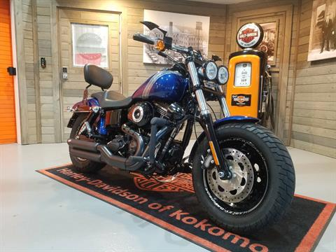 2015 Harley-Davidson Fat Bob® in Kokomo, Indiana - Photo 1