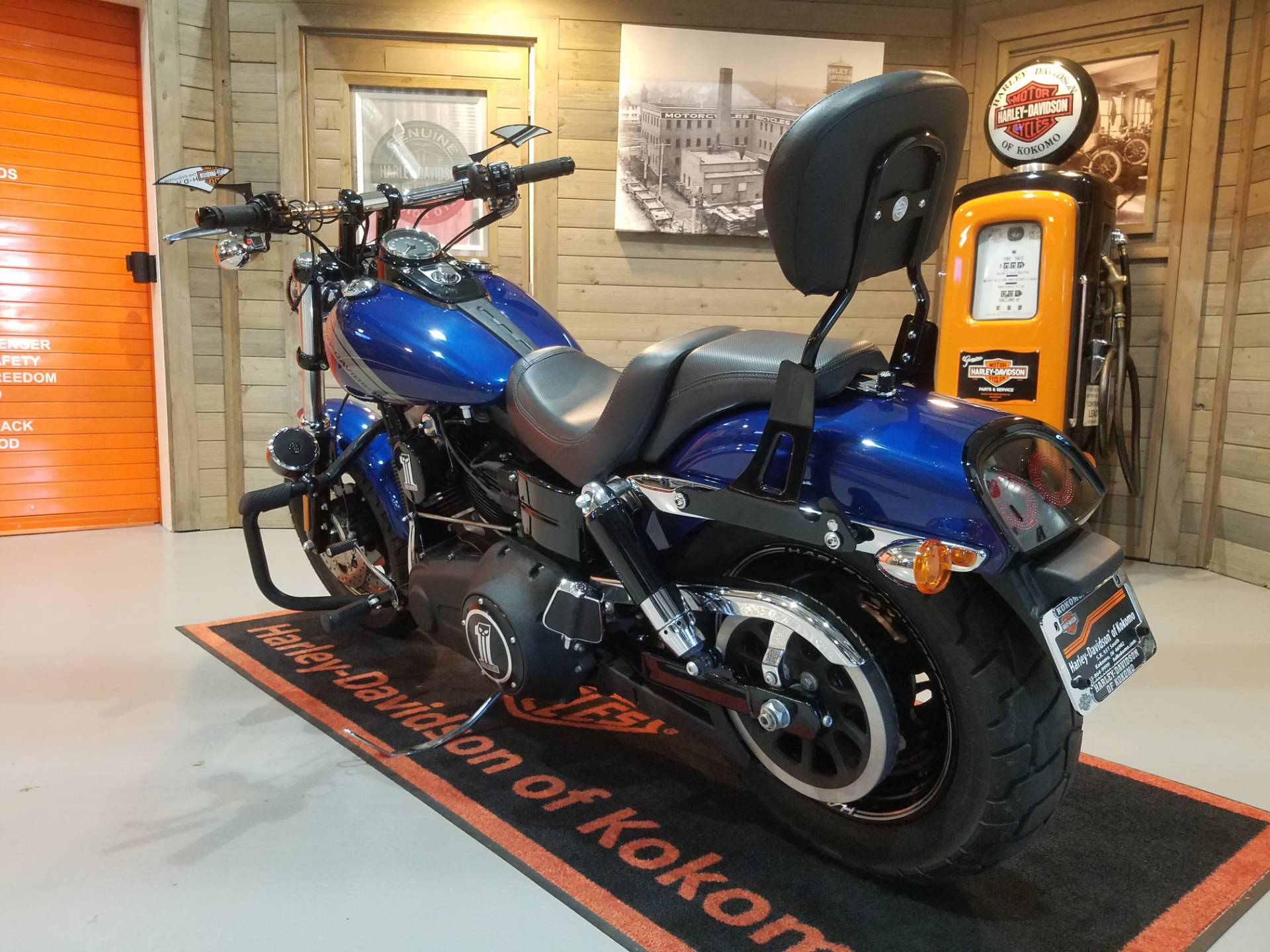 2015 Harley-Davidson Fat Bob® in Kokomo, Indiana - Photo 7