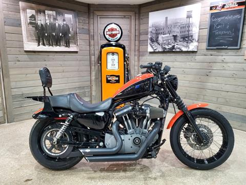 2008 Harley-Davidson Sportster® 1200 Nightster® in Kokomo, Indiana - Photo 1