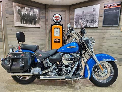 2017 Harley-Davidson Heritage Softail® Classic in Kokomo, Indiana - Photo 1