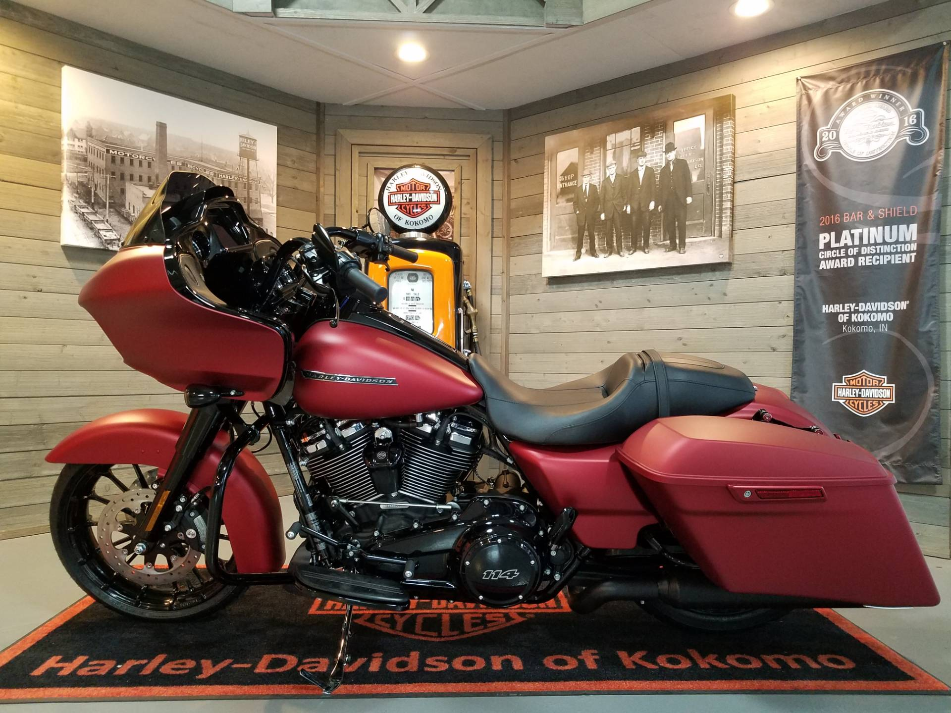 2019 Harley-Davidson Road Glide® Special in Kokomo, Indiana - Photo 7