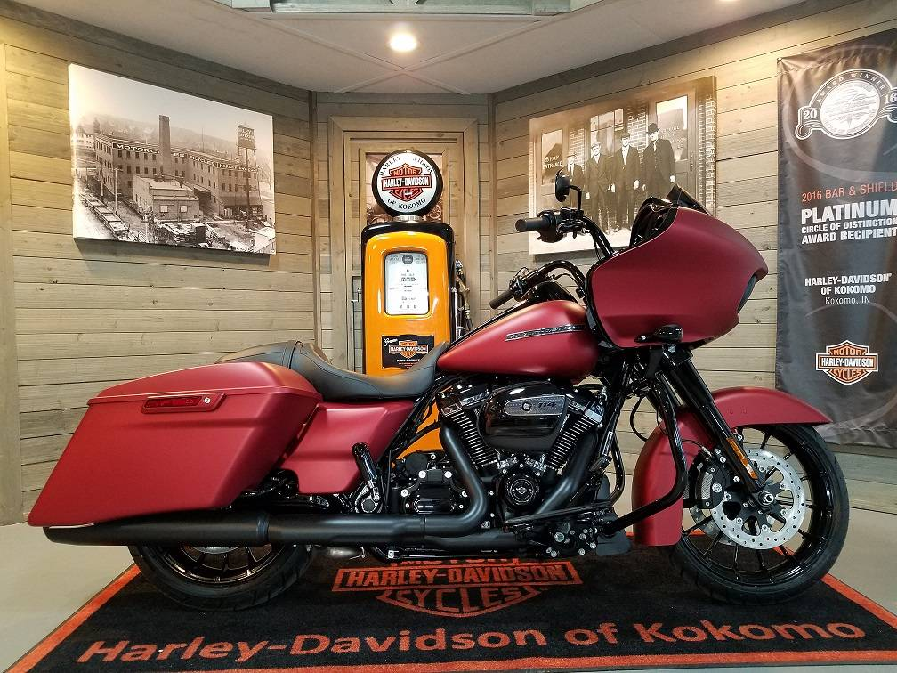 2019 Harley-Davidson Road Glide® Special in Kokomo, Indiana - Photo 1