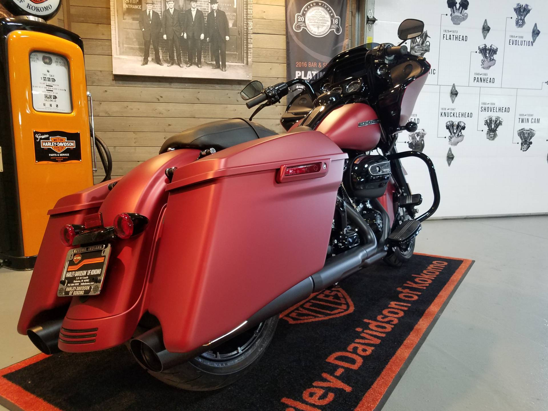 2019 Harley-Davidson Road Glide® Special in Kokomo, Indiana - Photo 3