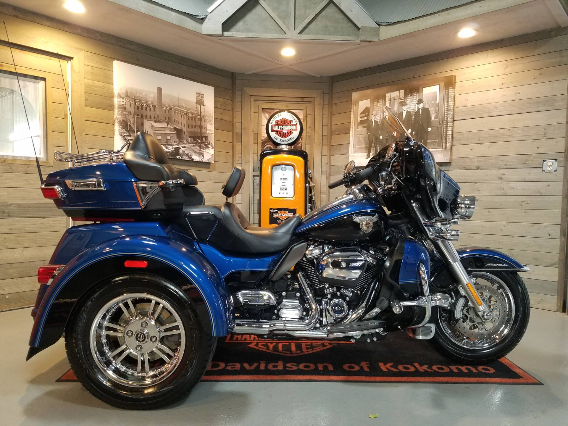 2018 Harley-Davidson 115th Anniversary Tri Glide® Ultra in Kokomo, Indiana - Photo 1