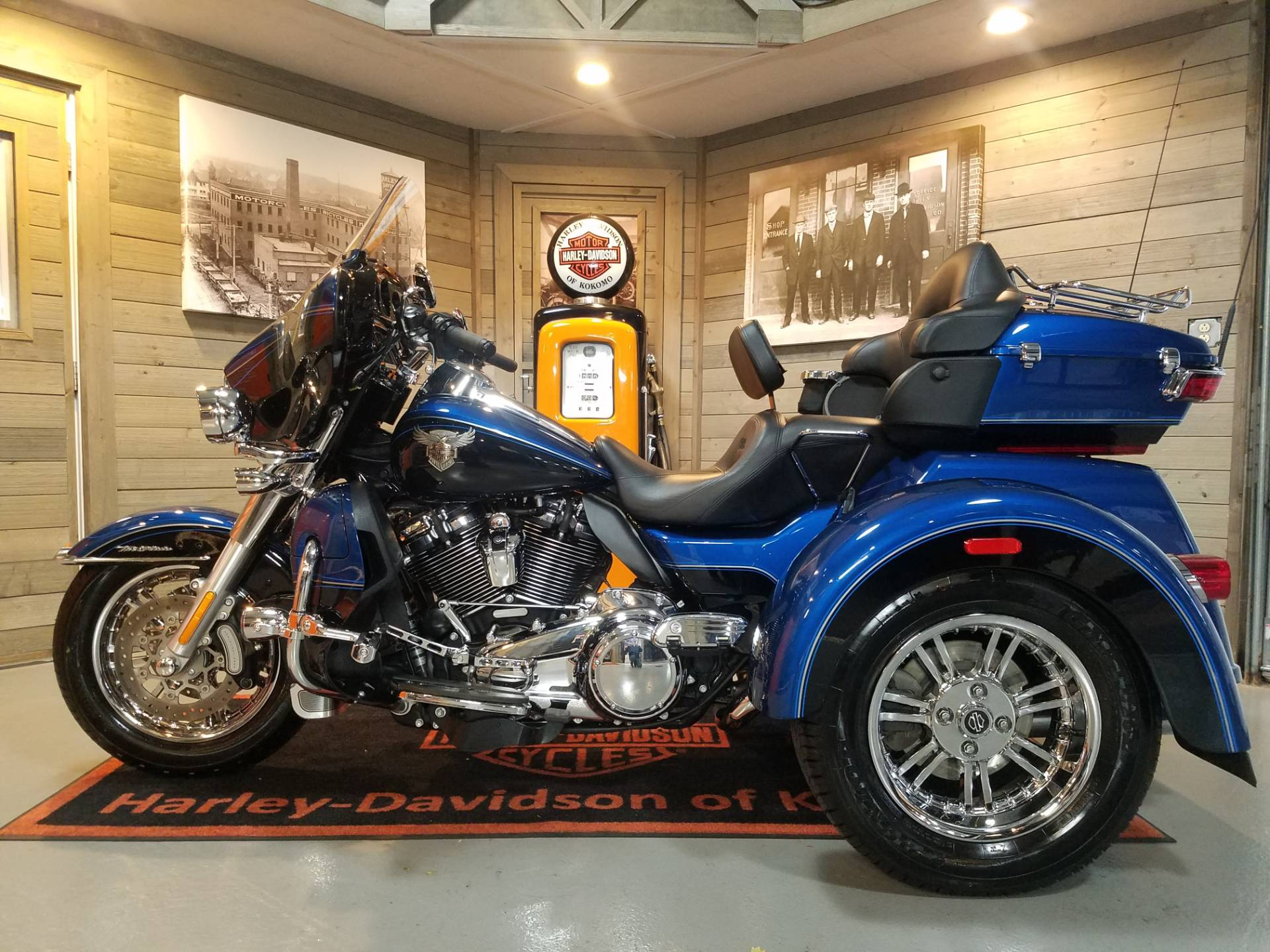 2018 Harley-Davidson 115th Anniversary Tri Glide® Ultra in Kokomo, Indiana - Photo 7