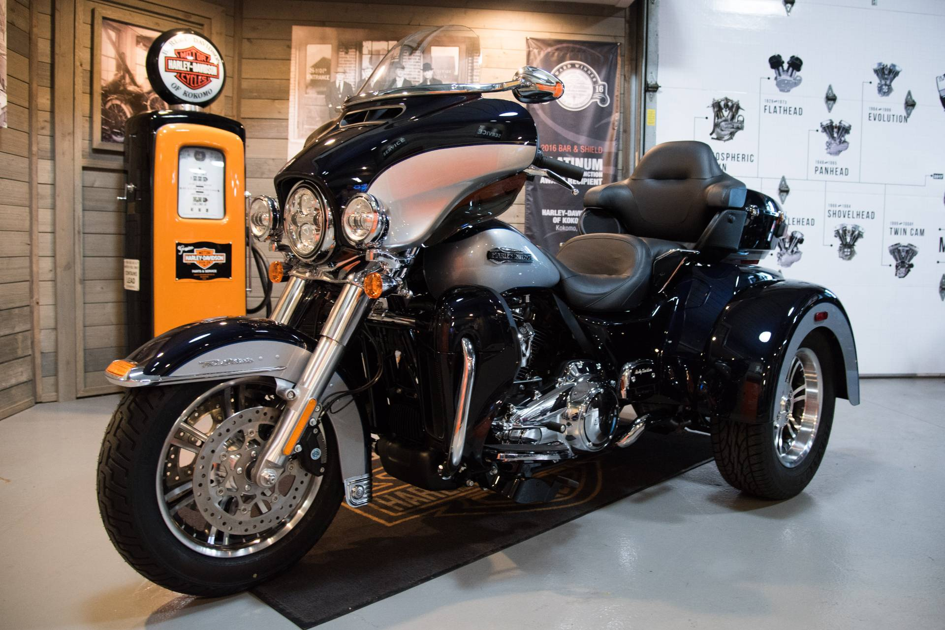 2019 Harley-Davidson Tri Glide® Ultra in Kokomo, Indiana - Photo 7
